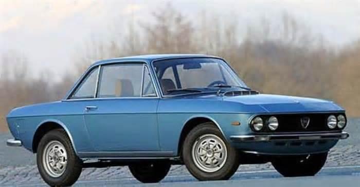 Lancia Fulvia Coupé 1,3S: la sorellina della Regina del Rally di Montecarlo