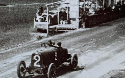 Il Gran Premio d'Italia 1921-2021 compie 100 anni: A settembre l'ASI realizza un tributo per il centenario